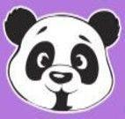 Brincar com o urso panda