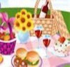 Decorar o picnic