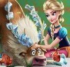 Cuidar do Sven Frozen