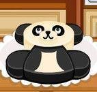 Fazer bolo do panda