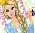 Maquiar Barbie para escola