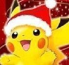 Pokemon jogo de Natal