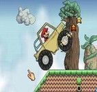 Aventuras no carro do Mario