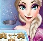 Biscoitos de natal da Elsa