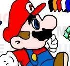Vestir roupas Mario Bross