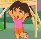 Decorar parquinho da Dora