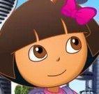 Estacionar carro da Dora