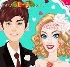 Vestir casal  de noivinhos