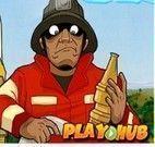 Apagar o incêndio