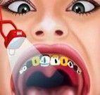 Hannah Montana no dentista