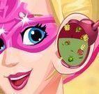 Super Barbie médico do ouvido