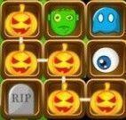 Halloween trincas em linhas