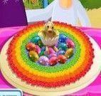 Receita para bolo de Páscoa