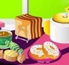 Decorar mesa de café da manhã