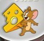 Coletar queijos com Jerry
