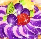 Receita de pudim de fruta