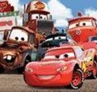 Quebra cabeça - Filme Carros 2