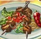Receita de carne de churrasco