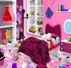 Limpar quarto da Barbie