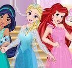 Baile de máscara das princesas