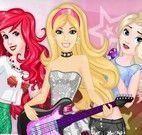 Barbie e princesas show