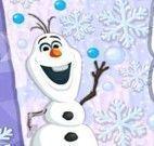 Decorar capa de celular Frozen