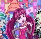 Monster High construir castelo