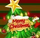 Cookies árvore de natal