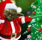 Decorar árvore do Yeda Jedi