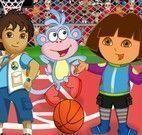 Diego jogo de basquete