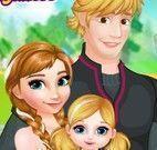 Família da Anna Frozen