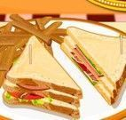 Receita de sanduíche de peru