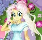 Vestido de noiva My Little Pony