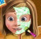 Riley limpeza de pele