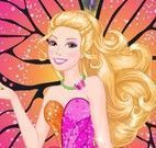 Vestir princesa Barbie Mariposa