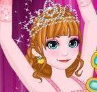 Anna e Elsa bailarina