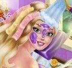 Barbie dia no spa