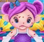 Cuidar da boneca doente