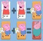 Somar cartas da Peppa Pig