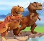Alimentar dinossauros