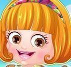 Bebê Hazel artista