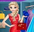 Elsa roupas de gala