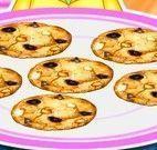 Fazer cookies da garota