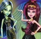 Pet shop Monster High