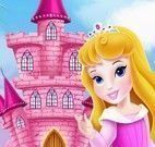 Decorar castelo da bebê Aurora