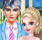 Elsa e Jack encontro