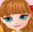 Bebê Barbie decorar surpresa da mamãe