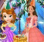 Decorar festa de aniversário da Sofia