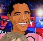 Obama cabeleireiro