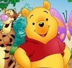 Aventuras do Pooh pegar mel